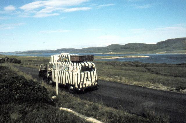 Loch Eriboll - 1983
