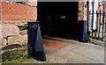J2458 : Wall protection, Hillsborough (1) by Albert Bridge