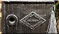 J2458 : Wall protection, Hillsborough (2) by Albert Bridge