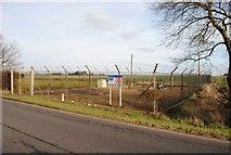 TF3107 : Deodorised Gas Plant by Tony Bennett