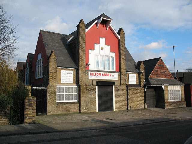Former St George's Hall, Westcombe Hill