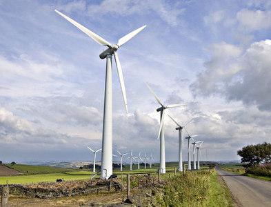SE2004 : Royd Moor Wind Farm by Steve