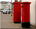 J4187 : Postboxes, Carrickfergus by Albert Bridge