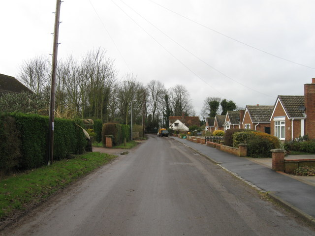 Park Road, Moggerhanger