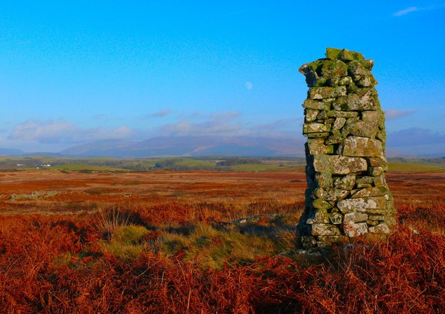 Cairn on Craigeach Moor