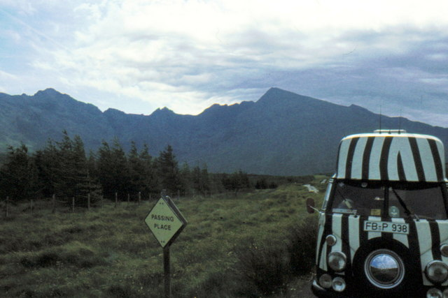 Isle of Skye - 1983