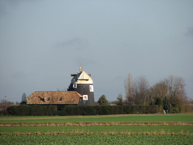 Little Wilbraham Windmill