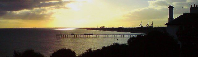 Felixstowe Skyline