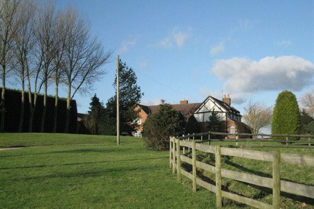 Blacon Farm house