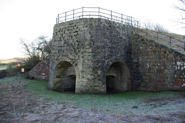 Lime Kilns, Great Tosson