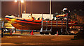 J5082 : Bangor Lifeboat at night by Rossographer
