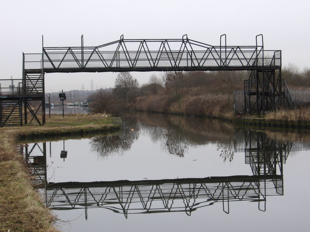 Rotherham - Eastwood Footbridge