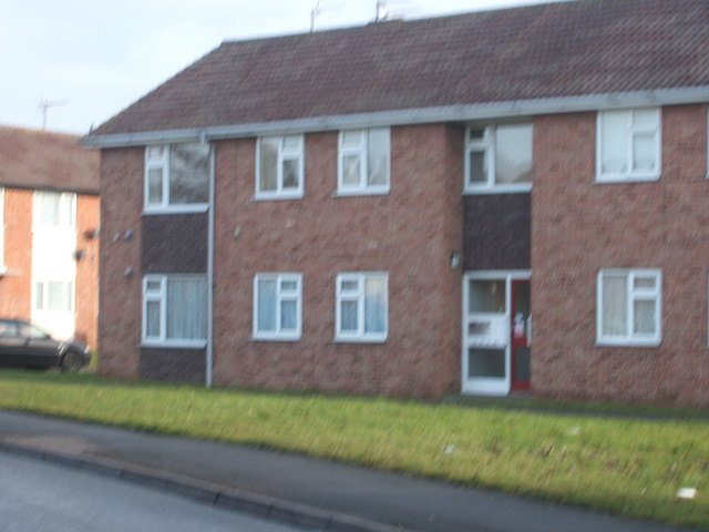 Houses on Jubilee Avenue, Bridlington
