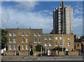 TQ3077 : 101-111 Wandsworth Road by Stephen Richards