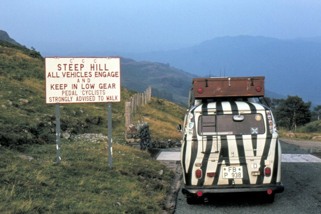 Honister Pass - 1983