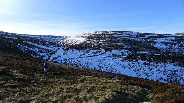 Scraulac and Burn of Glenbeag