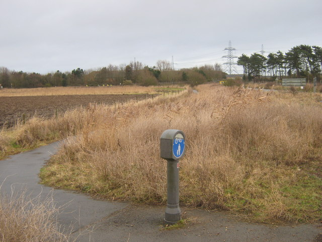 National Cycle Network Route 2 to Lydd