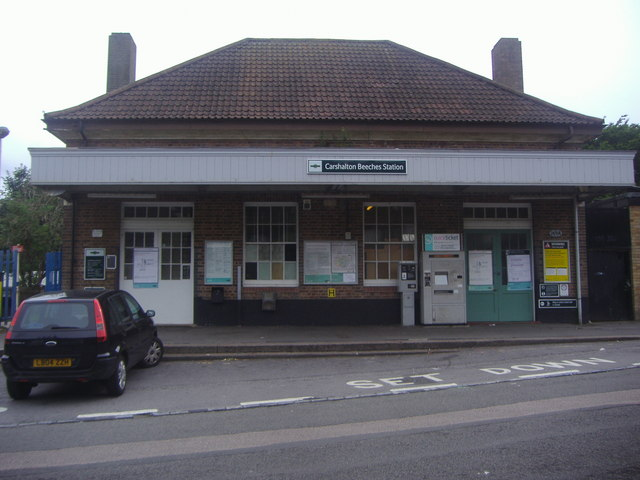 Carshalton Beeches station