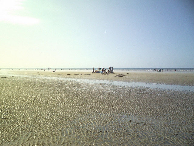 Beach, South Blackpool