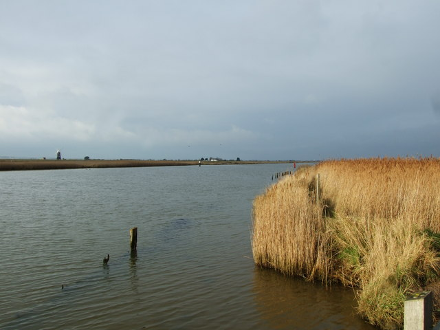 View over River Waveney
