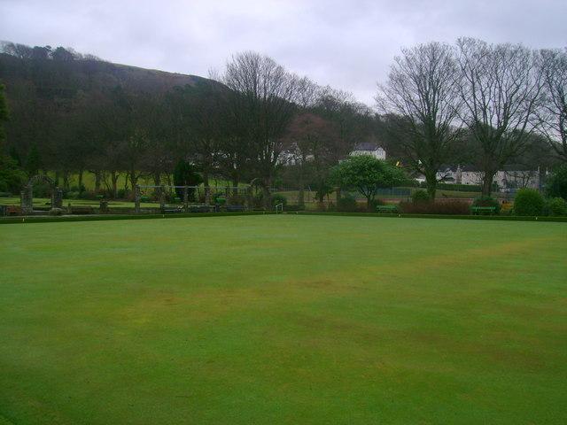 Douglas Park bowling green