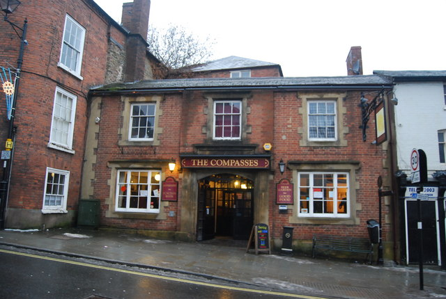 The Compasses Inn Tormarton Restaurant