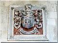 SU0826 : Coat of arms, St John the Baptist Church by Maigheach-gheal