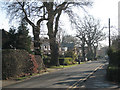 SP2477 : Meeting House Lane, Balsall Common CV7 by Robin Stott