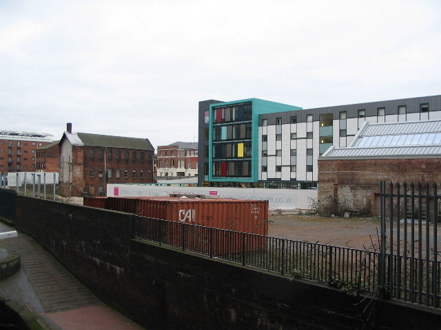Newhall Square development