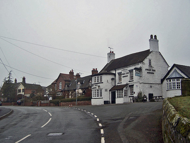 The Swan Public House, Wybunbury