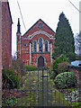 SJ6949 : Wesleyan Methodist Chapel, Wybunbury by Richard Dorrell