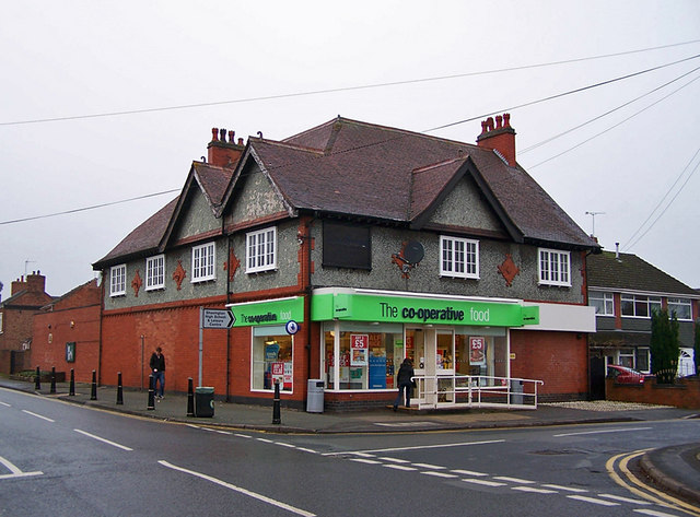 Shavington Co-op