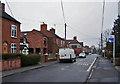 SJ6951 : Main Road, Shavington by Richard Dorrell