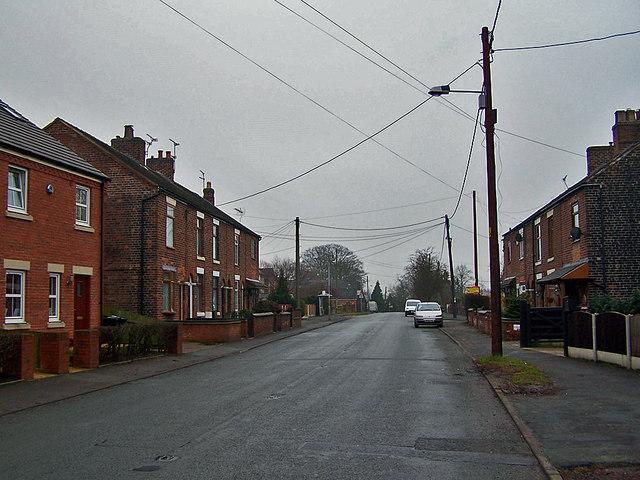 Crewe Road