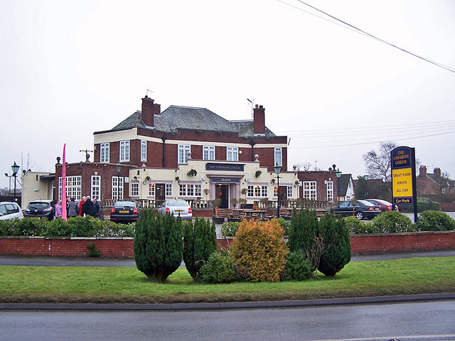 The Cheshire Cheese, Shavington