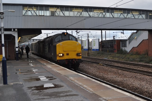 Class 37 - 37611