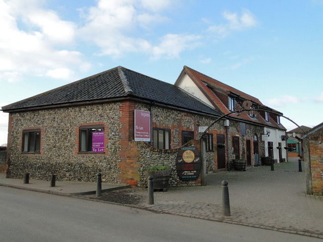The Barrel public house up for sale near Banham Zoo