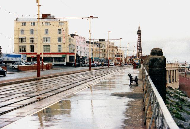 Claremont Hotel Blackpool Car Parking