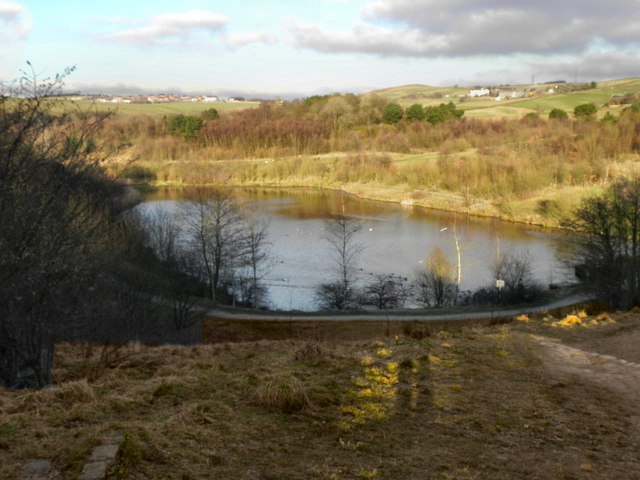 Strinesdale Lower Reservoir