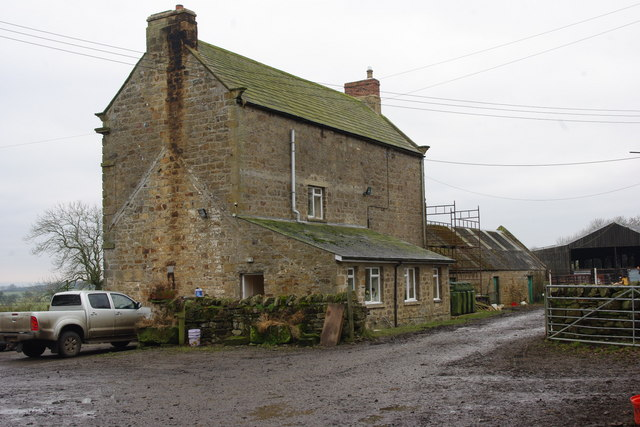 Corneyside Farm