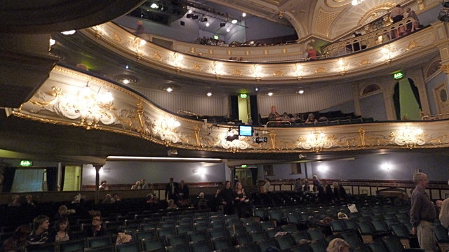 Interior of Buxton Opera House © Anthony O'Neil cc-by-sa/2 ...