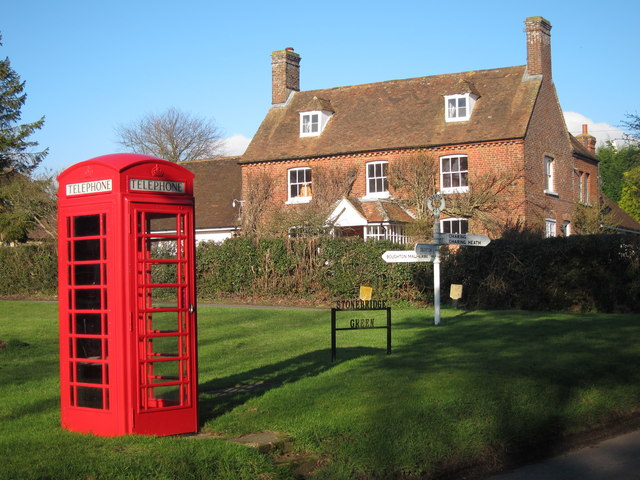 Egerton K6 Phone Box