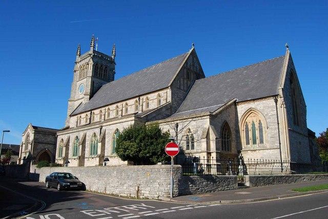 St Mary's Church, Alverstoke (1)