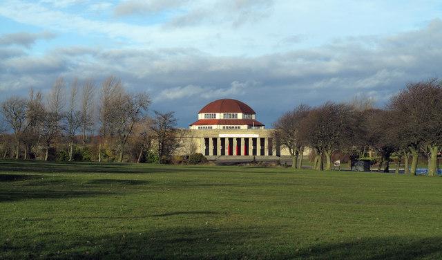 Former museum, Newcastle upon Tyne
