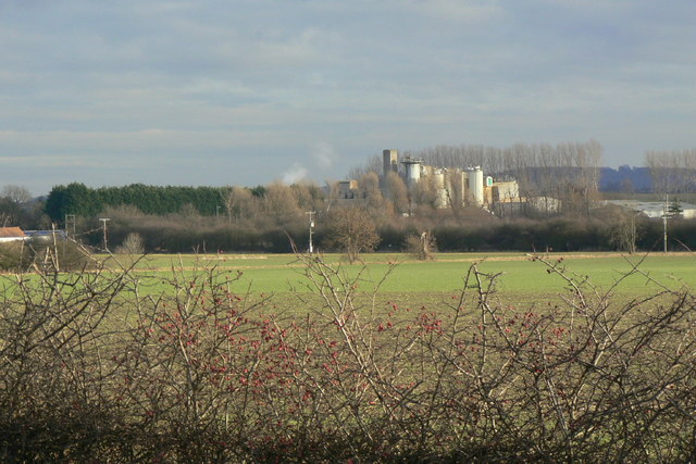 Barnstone Cement Works