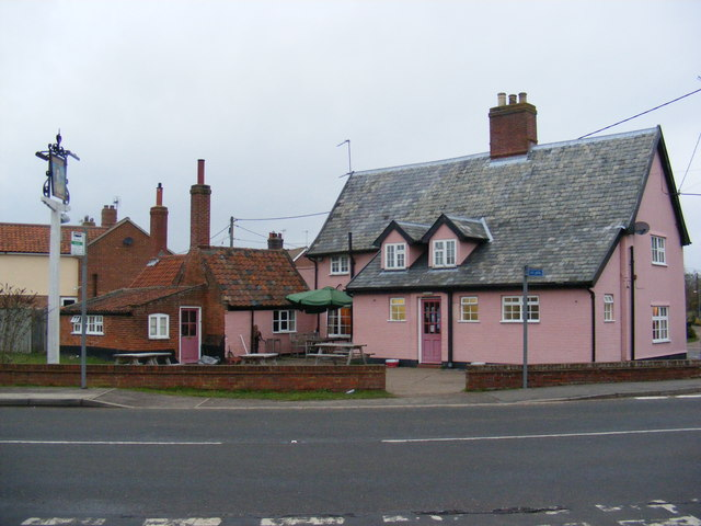 Queens Head Public House, Earsham