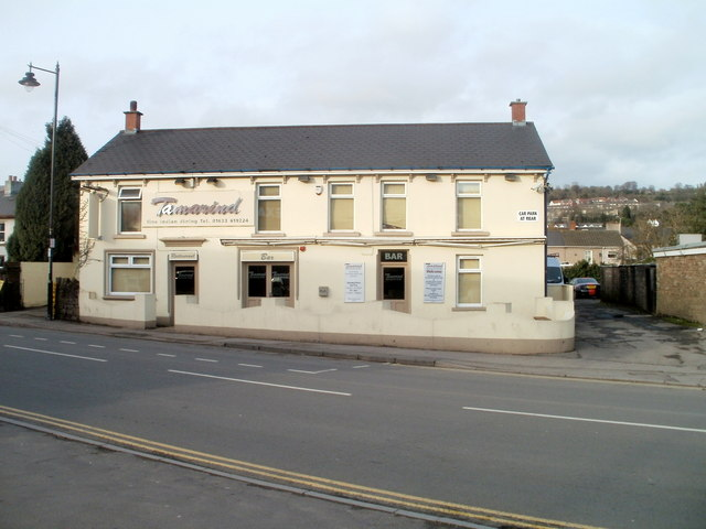 Tamarind Indian restaurant and bar, Risca