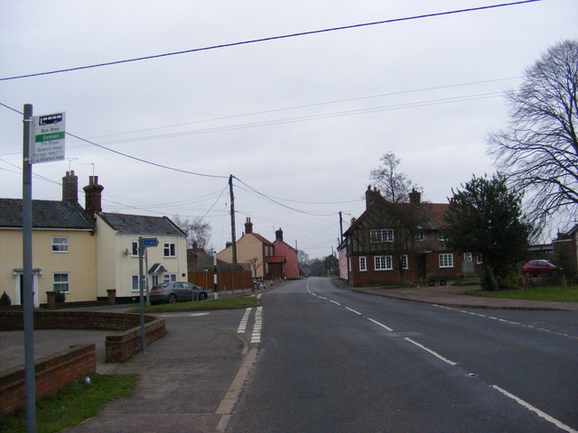 The Street, Earsham