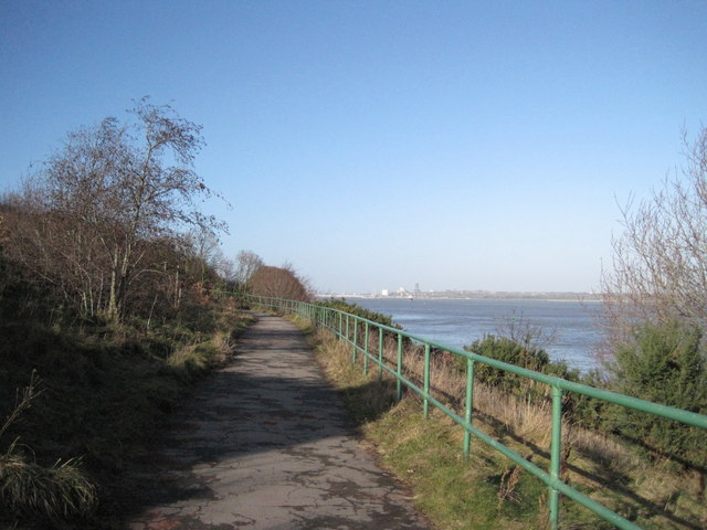 Riverside Walk, Eastham