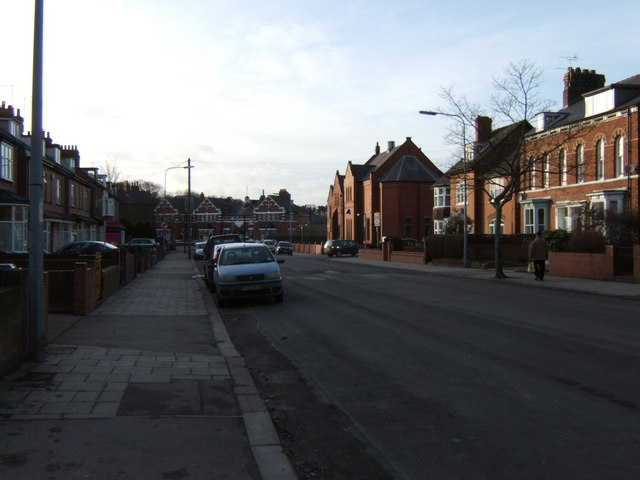 St John's Avenue, Bridlington